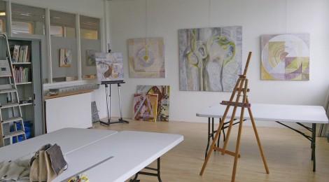 Feestelijk Opening ArtShare in De Verlichting