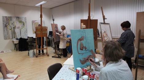 3 daagse workshop modelschilderen