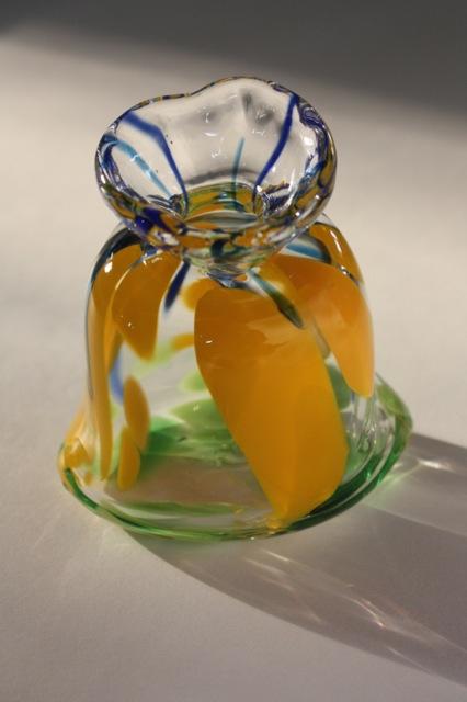 gloednieuw glas van Annelien van Kempen