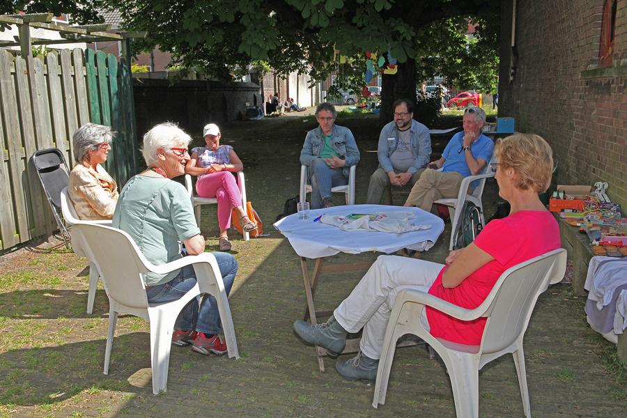 Nelleke Cornelissen en Helleen Goddijn -  Rijk in je wijk