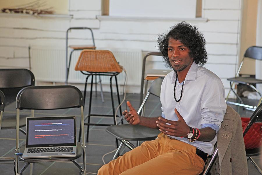 Bharath Natarajan - Generation of Changemakers
