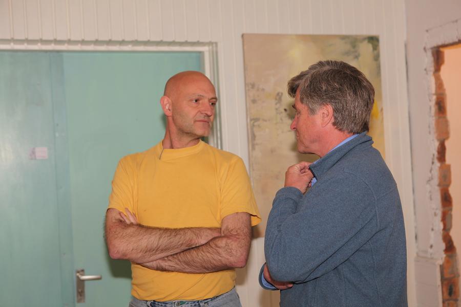 Jeroen Beele in geel shirt - We-conomy