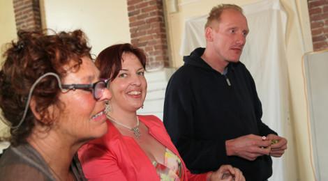 Amanda Jansen (midden)