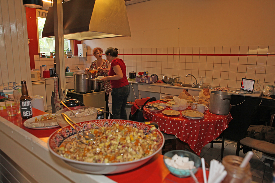 Heerlijke maaltijden van Michel Caes - Ecorevolte