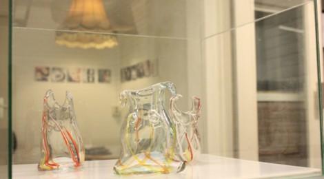 Mini Expo ArtShare Glas in De Verlichting en kunstmarkten