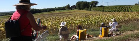 Verslag workshop 2014 Atelier les Landes