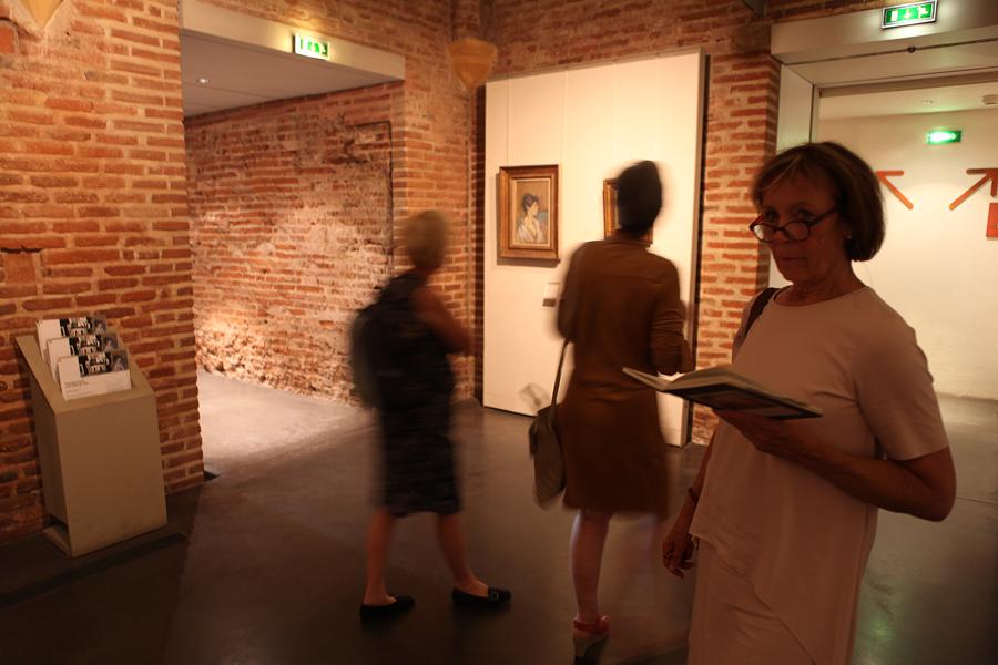 Museum Toulouse Lautrec in Albi