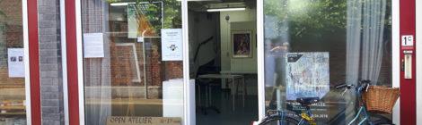 Atelier open: Strandwal festival Zondag 9 september
